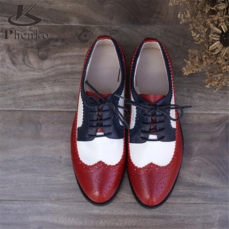 white blue Genuine leather women flat shoes round toe flats handmade shoes woman size 11 fur vintage oxford shoes for women-SHOES-SheSimplyShops