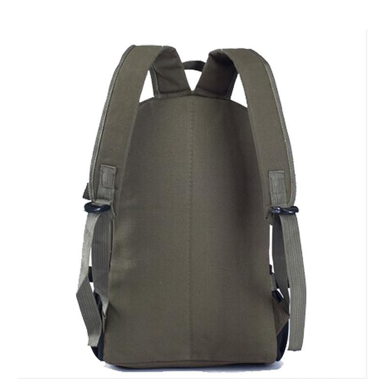 New Fashion Men's Canvas Backpack Unisex Men Vintage Canvas Backpacks Rucksack Male School Bags Satchel Men's Travel Bags DB3830-BAGS-SheSimplyShops