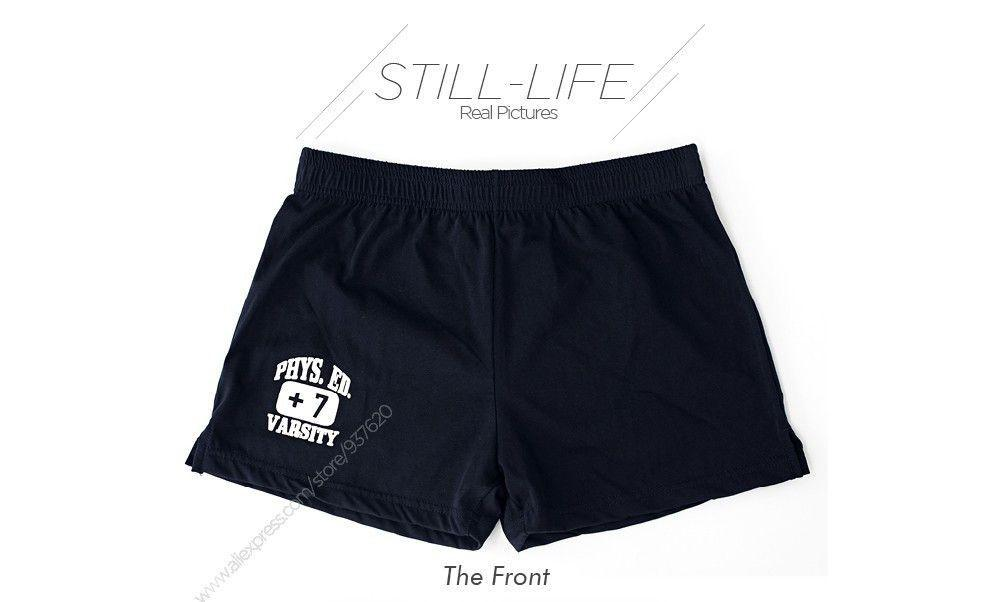 Classic Cotton Men's Shorts Fashion Comfort Soft Homewear for Men Sexy Men's Trunks Fitness Workout Shorts for Men-PANTS-SheSimplyShops