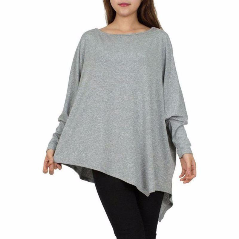 Tops: Free Shipping on orders over $45 at custifara.ga - Your Online Tops Store! Get 5% in rewards with Club O! Simply Ravishing Women's Assymetrical Front/Back Handkerchief Hem Long Sleeve Tunic Top. Reviews. Women's Solid Color Oversized Fit V-Neck Knit Tunic Top.