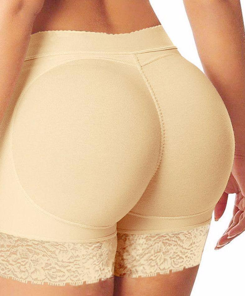 Butt enhancer and body shaper body shapers butt lift shaper women butt booty lifter with tummy control panties-PANTS-SheSimplyShops