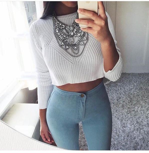 sexy high waist thin skinny pencil pants-JEANS-SheSimplyShops