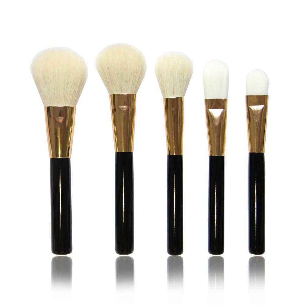 Hot Selling 12 PCS Goat Hair Makeup Brushes Professional Makeup Brushes Tools Set Make Up Brushes Kit Beauty Brushes for Makeup-BAGS-SheSimplyShops