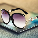 2016 New Butterfly sunglasses Women Fashion glasses Luxury party point sun oversized Glasses Female Eyewear brand shades Outdoor-SUNGLASS-SheSimplyShops