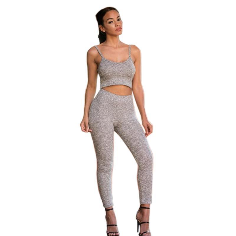 Two pieces outfits Sexy Rompers Long Pants-ROMPERS & JUMPSUITS-SheSimplyShops