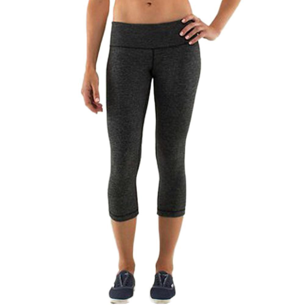 XXS-XL Women Sport Pants Lulu Leggings Brand New Capris Fitness Women Sport Crops Elastic Gym Leggings Running Trousers Pants-ACTIVEWEAR-SheSimplyShops