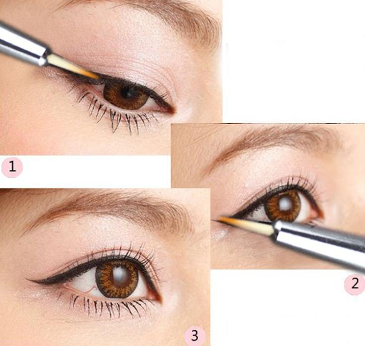 Water Proof Thin Eye Liner-Makeup-SheSimplyShops