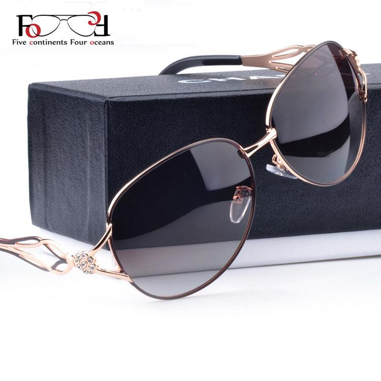 Fashion Polarized Sunglasses Women Diamond Luxury Brand Design Sun Glasses Female Polaroid Lens-SUNGLASSES-SheSimplyShops
