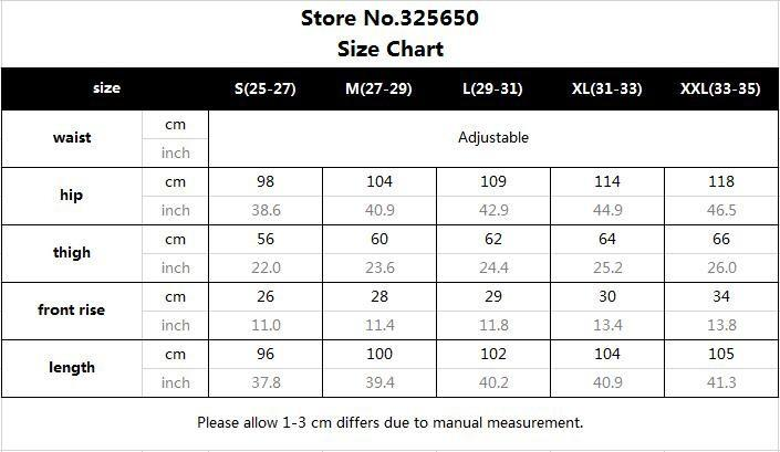 Plus size casual comfortable loose wide leg pants women's straight jeans elastic waist full length trousers-JEANS-SheSimplyShops