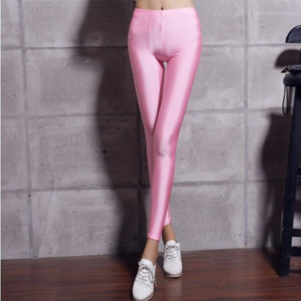 Solid candy Neon Leggings-PANTS-SheSimplyShops