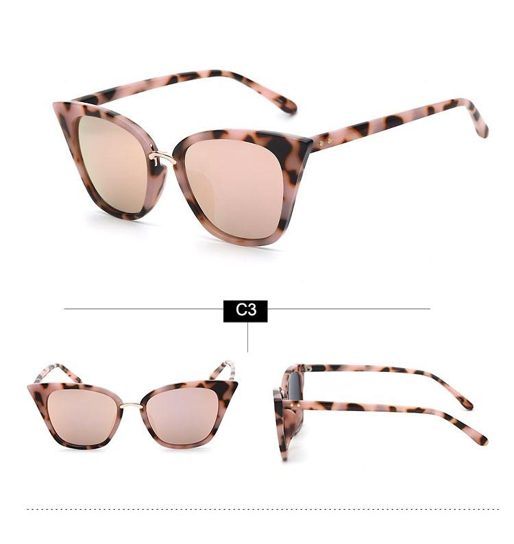 New Super Cute Cateyes Women Sunglasses Acetate Outdoor Women's Designer Summer Vintage Retro Glasses Fashion Gafas De Sol-SUNGLASSES-SheSimplyShops