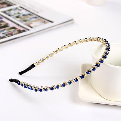 Modern Style Shining Full Crystal Beads Headband Hairbands for Girls Headwear Hair Accessories for Women Girl-ACCESSORIES-SheSimplyShops