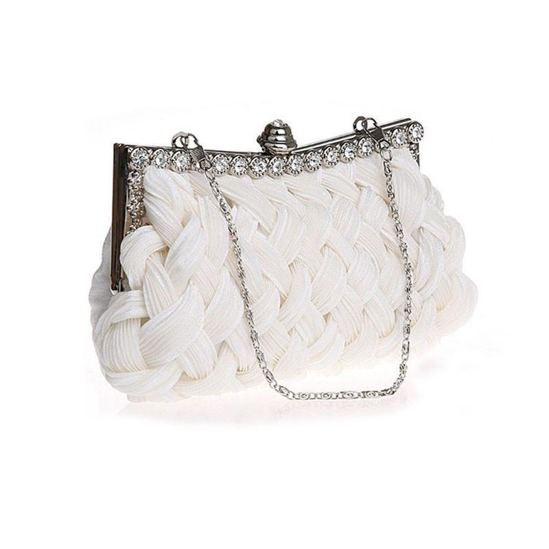 Elegant Silk Noble Ladies Bag-BAGS-SheSimplyShops