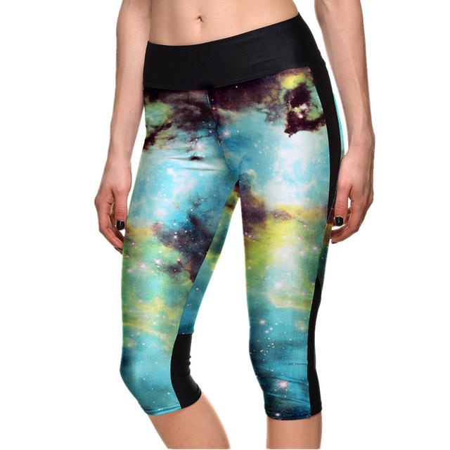 New Women Yoga Pants Leggings Fitness Gym Sports Pants 3D Digital Print Yoga Leggings Running Jogging Slim Tights-ACTIVEWEAR-SheSimplyShops