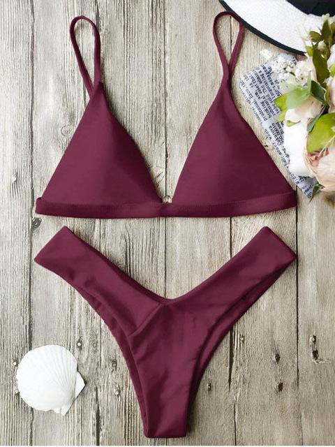 Women swimwear high cut bathing suit design bikinis push up-SWIMWEAR-SheSimplyShops