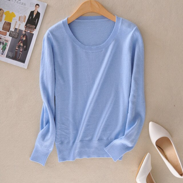high quality cashmere sweater, women sweater knit top sweater winter strong autumn female women oversized sweater