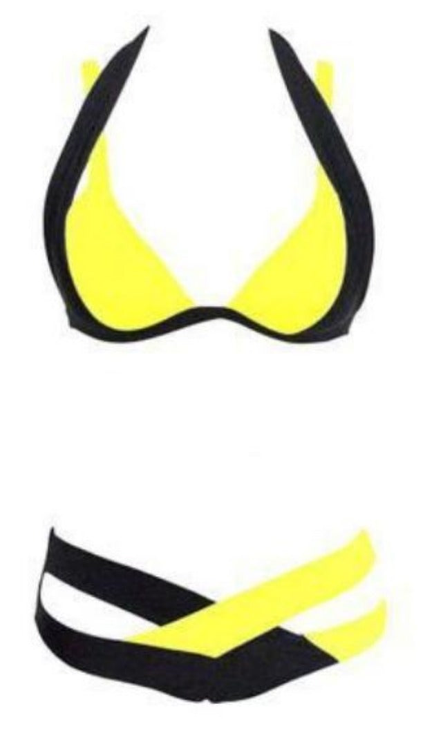 Women swimsuit push up bikini set push up-SWIMWEAR-SheSimplyShops