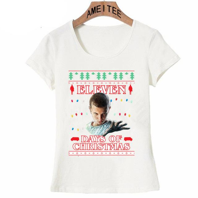 New Arrival T shirt women Stranger Things Design Ladies t-shirts Looking for the Upside Down T-Shirt Short Sleeve Tops Girl Tee-SHIRTS-SheSimplyShops