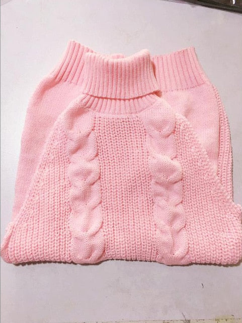 Virgin Killer Sweater Summer Fall Saxy Backless Turtleneck Pin Up Keyhole Sweaters Japanese Cosplay Knitted Womens Sweaters
