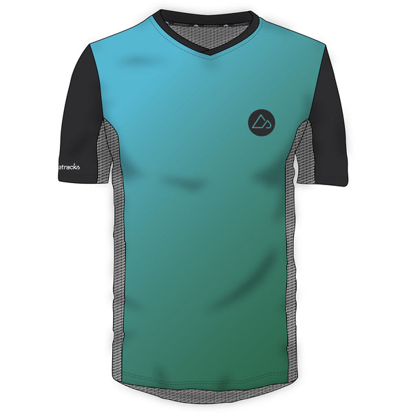 Short Sleeve Gradient Jersey