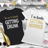 Hen Party T-Shirts! (Various Designs)-GOTShirts - Personalized Gifts