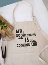 Personalized Cooking Apron - GOTShirts