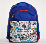 Personalized Primary School Bag-GOTShirts - Personalized Gifts