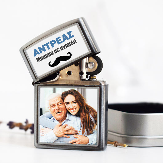 Metallic Lighter-GOTShirts - Personalized Gifts