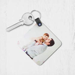 Personalized Keyring (2 side print)-GOTShirts - Personalized Gifts