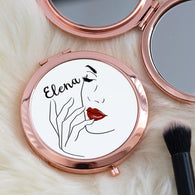 Make up mirror-GOTShirts - Personalized Gifts