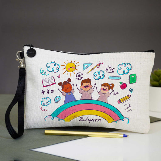 Personalized Pencil Case-GOTShirts - Personalized Gifts