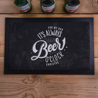 Personalized Bar Mat-GOTShirts - Personalized Gifts