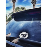 BRH Car Sticker & Shirt