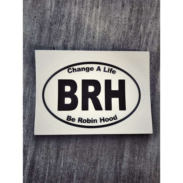 FREE BRH Car Sticker