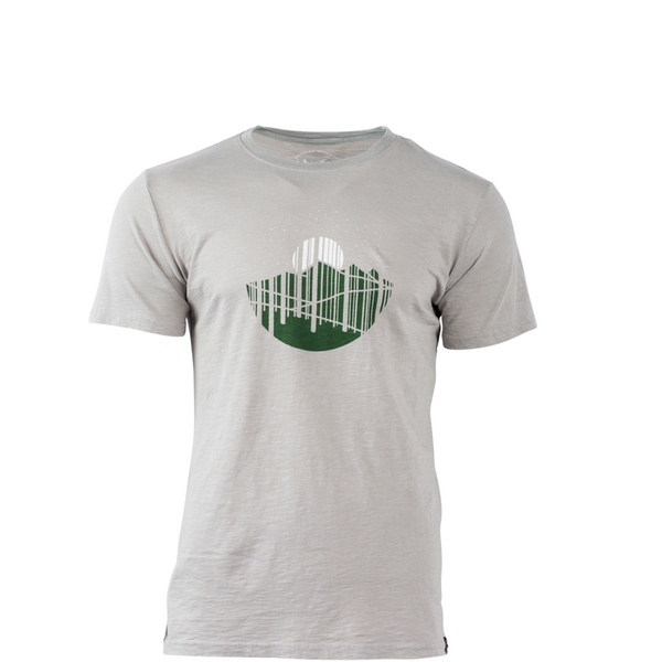 Men's Snowy Wood's T-Shirt