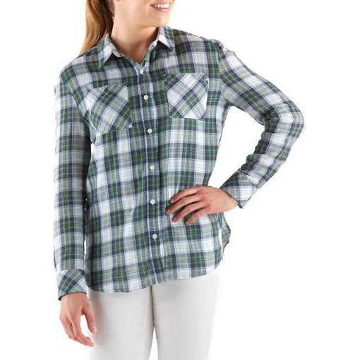 Women's Stargrass Relaxed Plaid Shirt