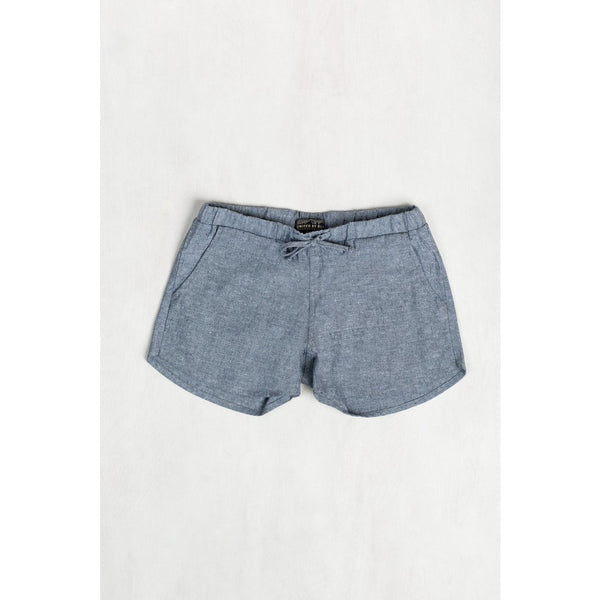 Women Zion Chambray Shorts