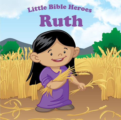 Little Bible Heroes - Ruth