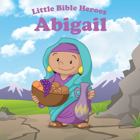 Little Bible Heroes - Abigail