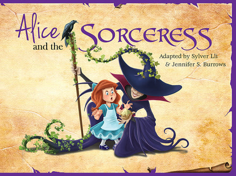 Timeless Tales - Alice and the Sorceress
