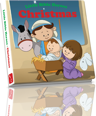 Little Bible Heroes - Christmas