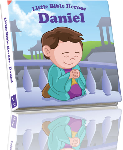 Little Bible Heroes - Daniel