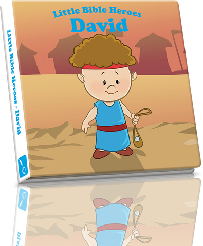 Little Bible Heroes - David
