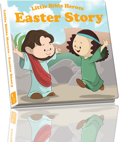 Little Bible Heroes - Easter Story