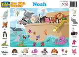 Little Bible Heroes Accessories - Flat Puzzles
