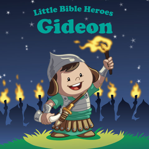 Little Bible Heroes - Gideon