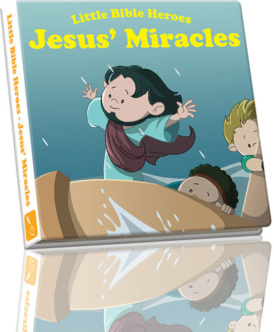Little Bible Heroes - Jesus' Miracles