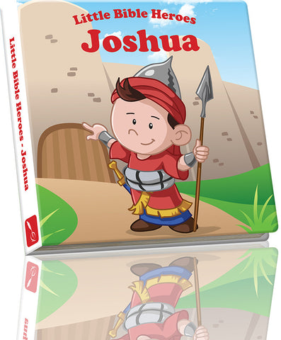 Little Bible Heroes - Joshua