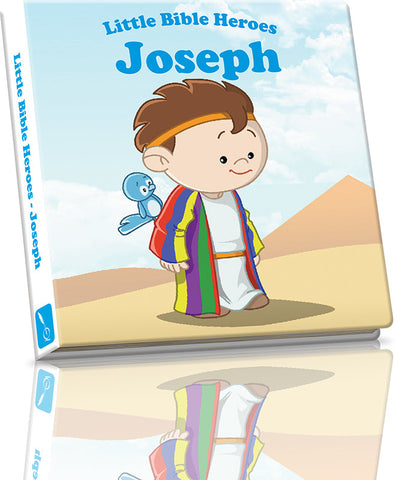 Little Bible Heroes - Joseph
