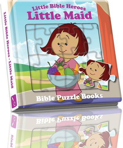 Little Bible Heroes - Puzzle Little Maid
